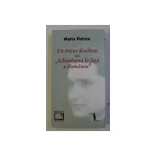 UN TRECUT DEOCHEAT SAU ' SCHIMBAREA LA FATA A ROMANIEI ' de MARTA PETREU , 1999