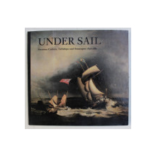 UNDER SAIL - SWANSEA CUTTERS , TALLSHIPS AND SEASCAPES 1830 - 1880 , 1987