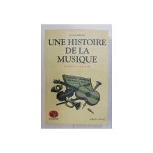 UNE HISTOIRE DE LA MUSIQUE DES ORIGINES A NOS JOURS PAR LUCIEN REBATET , 1979