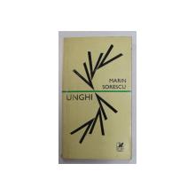 UNGHI de MARIN SORESCU  1970