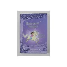 UNICORNII MAGICI , PADUREA FERMECATA , ilustratii de NUNO ALEXANDRE VIEIRA , de ZANNA DAVIDSON , 2020