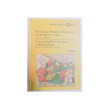 UNIREA ROMANILOR TRANSILVANENI CU BISERICA ROMEI, VOL II: DE LA 1701 PANA IN ANUL 1761,  EDITIE BILINGVA GERMANA - ROMANA  2015
