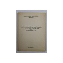 UNITATEA FOLCLORULUI DIN ARGES SI MUSCEL CU CEL DIN ALTE ZONE ALE TARII de MIHAIL ROBEA , 1979 , DEDICATIE*