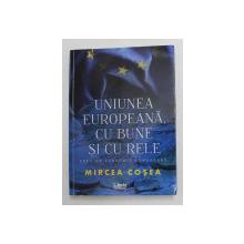 UNIUNEA EURIOPEANA , CU BUNE SI CU RELE - ESEU DE ECONOMIE EUROPEANA de MIRCEA COSEA , 2019