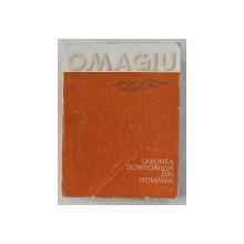UNIUNEA SCRIITORILOR DIN ROMANIA - OMAGIU , 1983