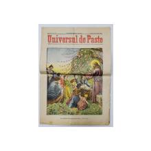 ' UNIVERSUL DE PASTE ' , ZIAR , ANUL XXIII , NR. 16 , DUMINICA , 17 APRILIE , 1905