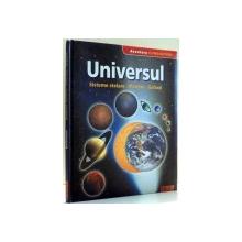 UNIVERSUL , SISTEME SOLARE , PLANETE , GALAXII