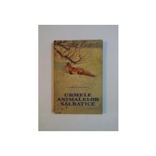 URMELE ANIMALELOR SALBATICE de C. ROSETTI-BALANESCU 1961