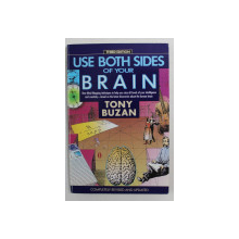 USE BOTH SIDES OF YOUR BRAIN by TONY BUZAN , 1991