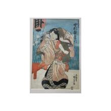 Utagawa Kunisada (1786-1865) - Stampa Japoneza