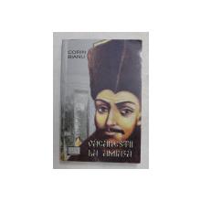 VACARESTII LA AMIAZA - roman de CORIN BIANU , 2011 , DEDICATIE*