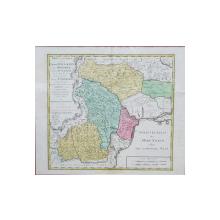 Valahia, Moldova, Basarabia, Homaniianis Heredibus, 1769