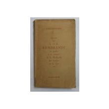 VAN DONGEN RACONTE ICI LA VIE DE REMBRANDT ET PARLE , A CE PROPOS , DE LA HOLLANDE , DES FEMMES ET DE L ' ART , 1927