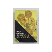 VAN GOGH STRUGGLE and SUCCES , SET ART BOOK  + 2 CD AUDIOBOOK, NARRATED by HELEN MIRREN  , 2011