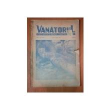 VANATORUL, REVISTA ASOCIATIEI GENERALE A VANATORULUI DIN R.P.R.  ANUL II , NR. 1 IANUARIE 1950