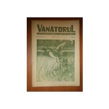 VANATORUL, REVISTA ASOCIATIEI GENERALE A VANATORULUI DIN R.P.R.  ANUL II , NR. 3  MARTIE 1950
