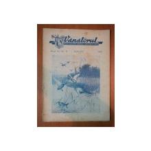 VANATORUL, REVISTA ASOCIATIEI GENERALE A VANATORULUI DIN R.P.R.  ANUL III , NR. 8  AUGUST 1951