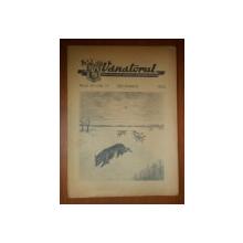 VANATORUL, REVISTA ASOCIATIEI GENERALE A VANATORULUI DIN R.P.R.  ANUL IV , NR. 12  DECEMBRIE 1952