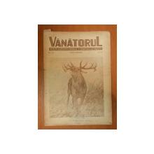VANATORUL, REVISTA ASOCIATIEI GENERALE A VANATORULUI DIN R.P.R.  NR. 10 SEPTEMBRIE 1949