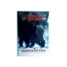 VANATORUL SI PESCARUL ROMAN - ALMANAH 2019