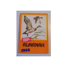 VANATORUL SI PESCARUL SPORTIV , ALMANAH 1986