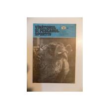 VANATORUL SI PESCARUL SPORTIV , REVISTA ASOCIATIEI GENERALE A VANATORILOR SI PESCARILOR SPORTIVI , NO. 10 , OCTOMBRIE 1986