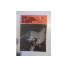 VANATORUL SI PESCARUL SPORTIV , REVISTA ASOCIATIEI GENERALE A VANATORILOR SI PESCARILOR SPORTIVI , NO. 8 , AUGUST 1986