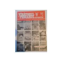 VANATORUL SI PESCARUL SPORTIV , REVISTA ASOCIATIEI GENERALE A VANATORILOR SI PESCARILOR SPORTIVI , NR. 12 , DECEMBRIE 1988