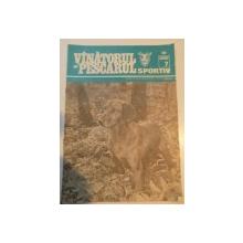 VANATORUL SI PESCARUL SPORTIV , REVISTA ASOCIATIEI GENERALE A VANATORILOR SI PESCARILOR SPORTIVI , NR. 7 , IULIE 1989