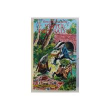 VANTUL PRIN SALCII de KENNETH GRAHAME , LIPSA PAGINA DE TITLU *
