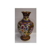 Vaza miniatura, Cloisone, China anii 50