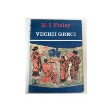 VECHII GRECI-M. I. FINLEY  1974