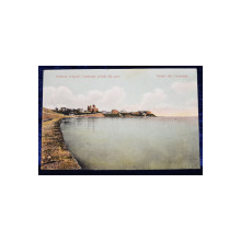Vederea orasului Constanta privita din port. Vederi din Constanta - CP Ilustrata