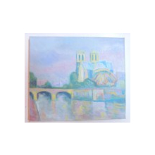 NOTRE DAME, PARIS - ARHITECT RADU MARIUS OCTAV