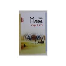 VIATA LUI PI , roman de YANN MARTEL , 2014