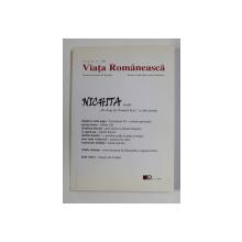 VIATA ROMANEASCA , REVISTA  FONDATA IN 1906 , NR. 6 - 7 , 2009