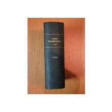VIATA ROMANEASCA , REVISTA LITERARA SI STIINTIFICA, VOL.  I - II  , ANUL  I , NR. 1  - 6 , 1906 , IASI