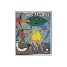VICTOR BRAUNER par DIDIER SEMIN , 1990