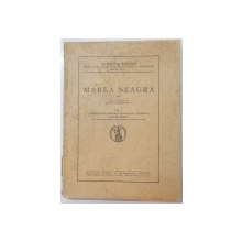 VICTOR EFTIMIU, MAREA NEAGRA, MANUSCRIS 1954