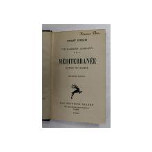 VIE D 'ADRIEN ZOGRAFFI  , III - MEDITERRANEE - LEVER DU SOLEIL par PANAIT  ISTRATI , 1934