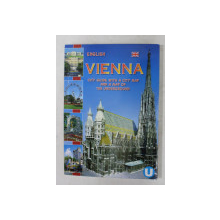 VIENNA - CITY GUIDE WITH A CITY MAP AND A MAP OF THE UNDERGROUND , 2005