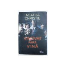 VINOVAT FARA VINA de AGATHA CHRISTIE , 2018