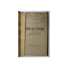 VISUL LUI SCIPIONE de CICERO , 1919
