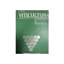 VITICULTURA GENERALA SI SPECIALA de M.OSLOBEANU, M.OPREAN… BUC. 1980