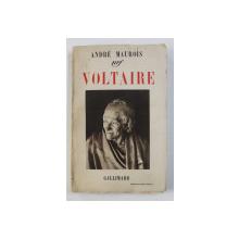 VOLTAIRE par ANDRE MAUROIS , 1935