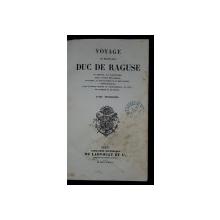 VOYAGE DU MARECHAL DUC DE RAGUSE EN SYRIE, TOME III - PARIS, 1839