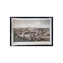 VUE DES ANCIENNES MURAILLES DE POLA , PULA , DALMATIE , CROATIE , CROATIA - GRAVURA ORIGINALA, 1802