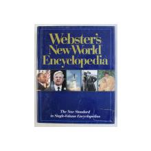 WEBSTER ' S NEW WORLD , ENCYCLOPEDIA , NINTH EDITION , 1992