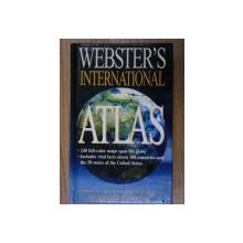 WEBSTER'S INTERNATIONAL ATLAS  2003
