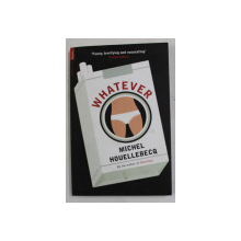 WHATEVER by MICHEL HOUELLEBECQ , 2011